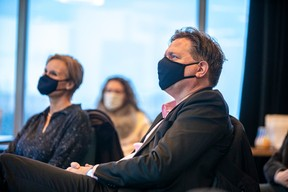 Robert Kimmels (Praxisifm) ((Photo: Julian Pierrot / Maison Moderne))