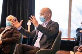 Jan Lubawinski (Citco Fund Services) ((Photo: Julian Pierrot / Maison Moderne))