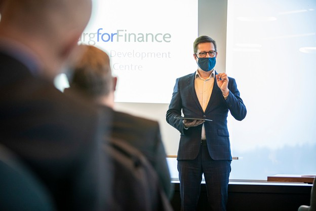 Philipp von Restorff (Luxembourg for Finance) Julian Pierrot / Maison Moderne Publishing SA