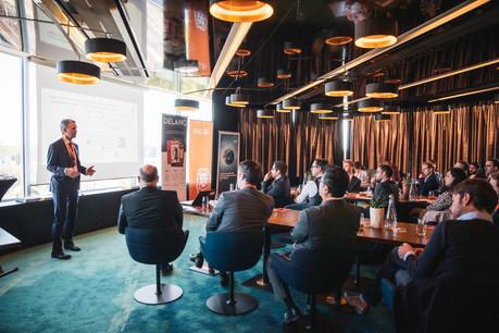 Delano Breakfast Talk - 16.05.2019 (Photo: Patricia Pitsch/Maison Moderne)