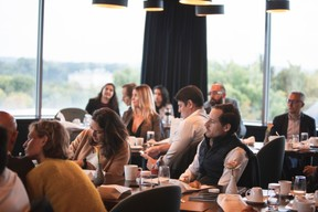 Delano Breakfast Talk - 29.09.2021 ((Photo: Léo Biewer/Maison Moderne))