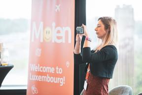 Geraldine Valentijn (ECP) ((Photo: Jan Hanrion / Maison Moderne))