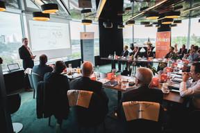 Delano Breakfast Talk - 24.09.19 ((Photo: Jan Hanrion / Maison Moderne))