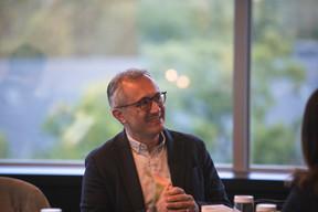 Christophe Perini (FTA Communication Technologies) (Photo: Léo Biewer/Maison Moderne)