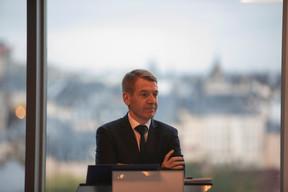 Pierre-Alexandre Degehet (Bonn Steichen & Partners) (Photo: Léo Biewer/Maison Moderne)