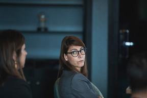 Sara Gentile (Bonn Steichen & Partners) (Photo: Léo Biewer/Maison Moderne)