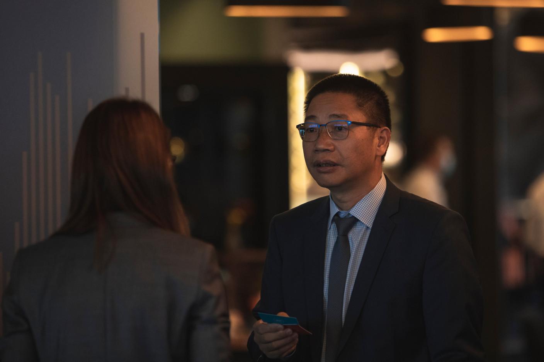 Shaohui Zhang (Dentons) (Photo: Léo Biewer/Maison Moderne)