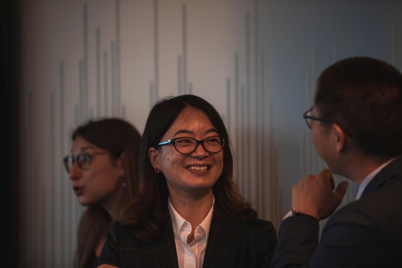 Sally Lu (FTA Communications Technologies) (Photo: Léo Biewer/Maison Moderne)