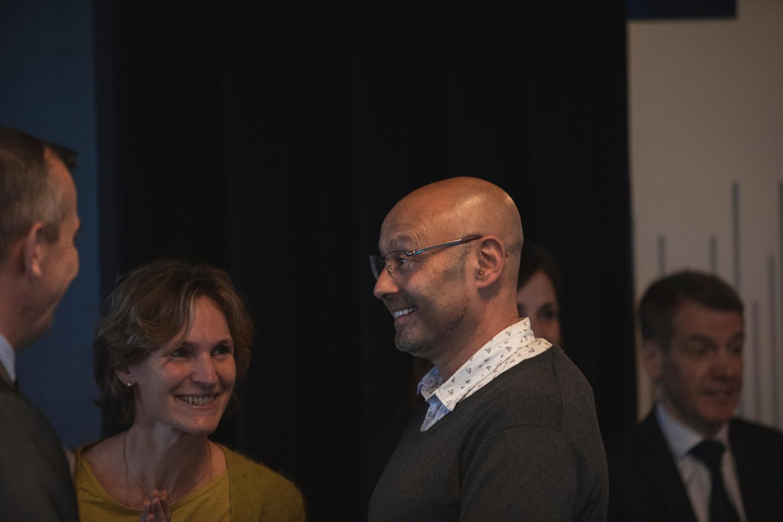 Estelle Manconi et Thierry Manconi (Thierry Manconi) (Photo: Léo Biewer/Maison Moderne)