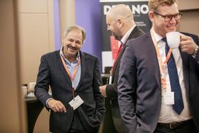 David Schrieberg (Vital Briefing), Duncan Roberts (Maison Moderne) et Andrew Notter (Anderson Wise) ((Photo: Jan Hanrion/Maison Moderne))