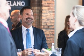 Guests at Delano Live, hosted under CovidCheck rules Simon Verjus, Maison Moderne