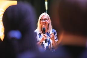 Cindy Tereba (Luxembourg Chamber of Commerce) Simon Verjus, Maison Moderne