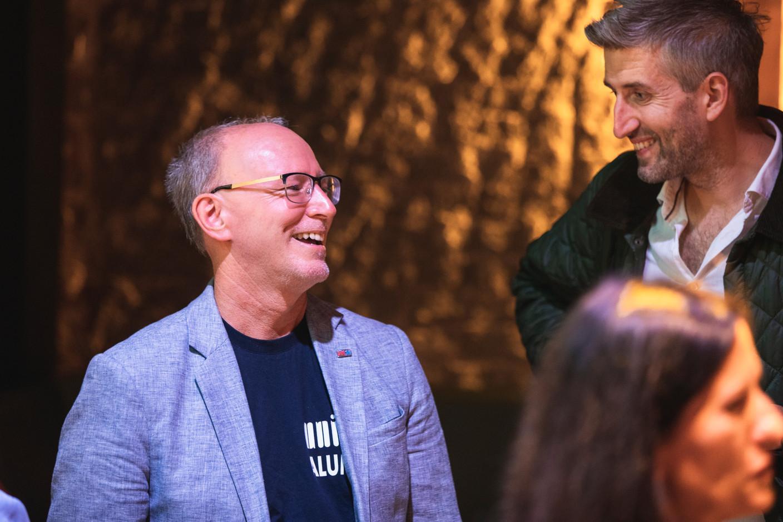 Andy Adams (Uni.lu) and Mathias Keune (Vizz) Simon Verjus, Maison Moderne