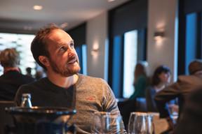Stephane Bonifazzi (Trend Micro) ((Photo: Simon Verjus/Maison Moderne))