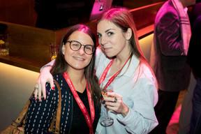 Emilie Bertoni et Pauline Schmaltz (Maison Moderne) ((Photo: Patricia Pitsch/Maison Moderne))