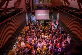Delano Live - 12.11.2019 ((Photo: Jan Hanrion / Maison Moderne))