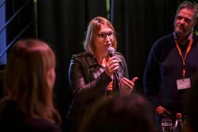 Géraldine Hassler (KPMG) ((Photo: Jan Hanrion / Maison Moderne))