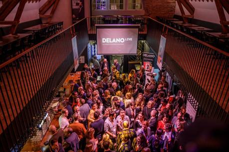 Delano Live - 12.11.2019 (Photo: Jan Hanrion / Maison Moderne)