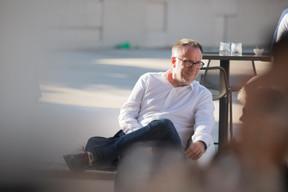 Daniel Eischen (Interact) ((Photo: Jan Hanrion/Maison Moderne))