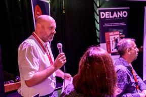 Duncan Roberts (Delano) ((Photo: Jan Hanrion / Maison Moderne))