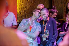 Kim Clement (VDL) et Jérôme Konen (Kinneksbond) ((Photo: Jan Hanrion / Maison Moderne))