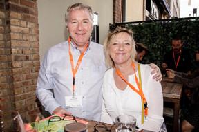 John Miller et Karen Miller (Dupont Teijin Films) ((Photo: Jan Hanrion / Maison Moderne))