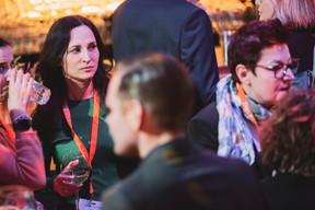 Christina Tutunzi (Vodafone) ((Photo: Jan Hanrion / Maison Moderne))