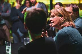 Fiona Godfrey (EPHA) ((Photo: Jan Hanrion / Maison Moderne))
