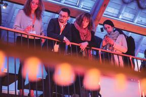 Sanae Aiboudi (Memola & Partners), à gauche ((Photo: Jan Hanrion / Maison Moderne))