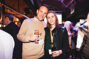 Jacques Montalto et Michelle Barry ((Photo: Patricia Pitsch/Maison Moderne))