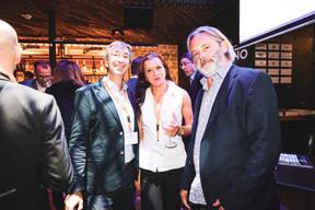 Loris Mattea (Wealins), Daniela Iordan (Facility Luxembourg) et Guy Tabourin (Vinoteca) ((Photo: Patricia Pitsch/Maison Moderne))