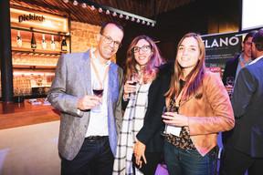 Gilles Christnach (Betic), Noémie Courtois et Sarah Huin ((Photo: Patricia Pitsch/Maison Moderne))