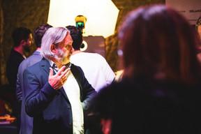 Guy Tabourin (Vinoteca) ((Photo: Patricia Pitsch/Maison Moderne))