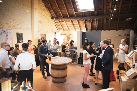 Delano Networking Circle - 03.07.2019 (Photo: Patricia Pitsch / Maison Moderne)