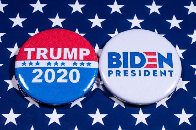 Les personnes ayant répondu au sondage souhaitent massivement que JosephBiden devienne le 46eprésident des États-Unis. (Photo: Shutterstock)