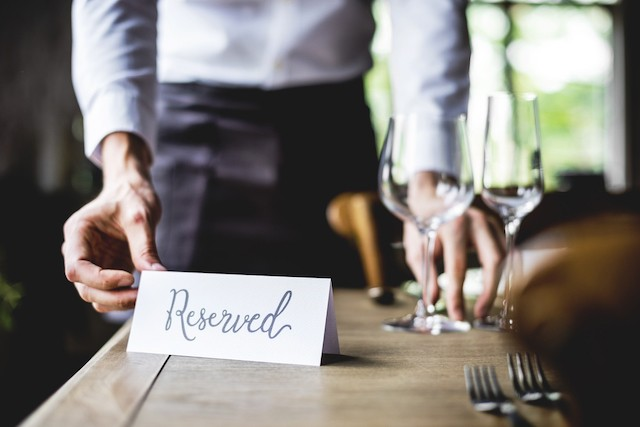 Diners must book through the Resto Days website to take advantage of the menus Shutterstock