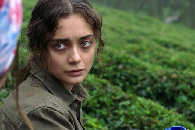 "Movie still from the feature ""Sibel"" by Bidibul Bidibul"