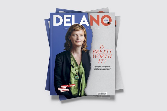 Delano's June 2018, out on newsstands this week Maison Moderne