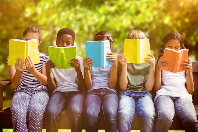 Writers can submit work for children under or over 12 years, with prizes awarded in each category Shutterstock