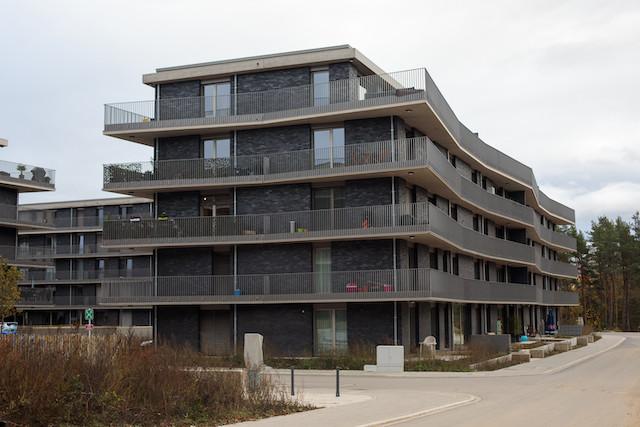 Social housing in Kirchberg Matic Zorman/archives