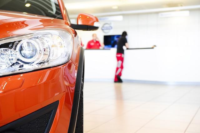 Car dealerships are pinning their hopes on an uptick in car sales during the 2021 Autofestival David Laurent/Archives