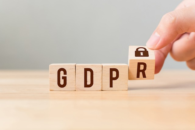 GDPR, which entered into force on 25 May 2018, applies to EU data regardless of whether it is handled inside or outside the EU Shutterstock