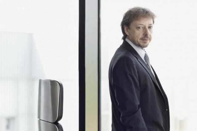 Luxlait director Claude Steinmetz, pictured, is to quit his post on 30 April 2018 David Laurent/Archives