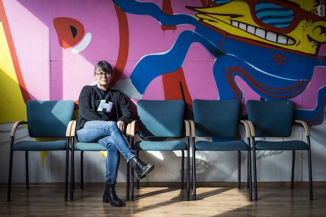 "Marianne Donven, who created Hariko, told Delano in June: ""I cannot imagine Hariko will disappear"" Mike Zenari"