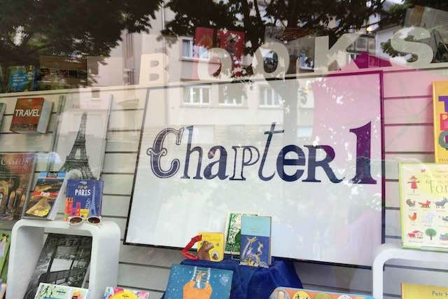 The Belair-based bookstore first opened in 1993 and was bought by Caroline Mühlfenzl in 2012. Chapter 1/Facebook