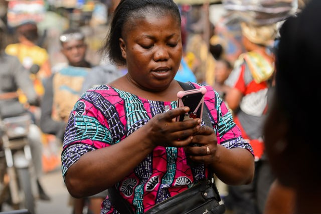 The Koosmik digital wallet aims to become a digital service provider for unbanked populations Shutterstock