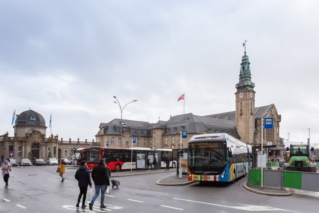 Starting 1 March 2020, anyone using public transport service buses, trams or trains can simply board a vehicle without a ticket. Romain Gamba