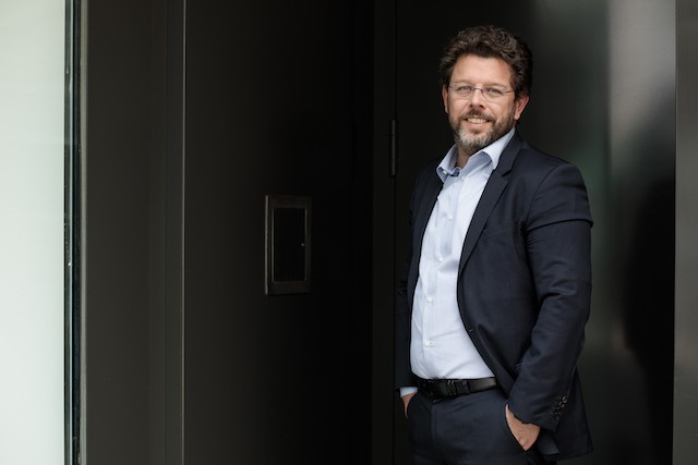 Nicolas Henckes, pictured, steps down from his role as director of the CLC at the end of 2021 Matic Zorman/archives