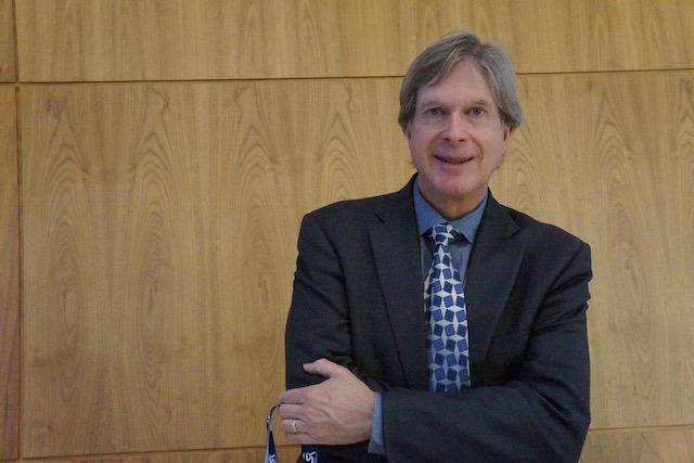 Senior advisor to the economy ministry for space Gary Martin Delano