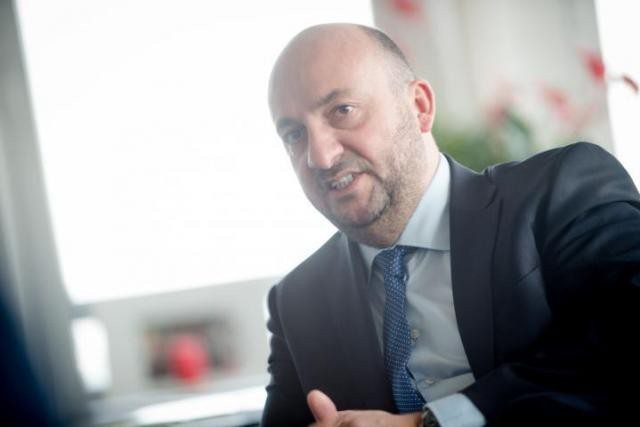 Étienne Schneider, the minister for the economy, pictured in this archive picture, is in talks about sharing the fiscal revenues of cross-border employees who work from home Christophe Olinger